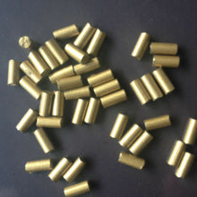Load image into Gallery viewer, 100 pcs Golden Color Flint Stone for Lighters