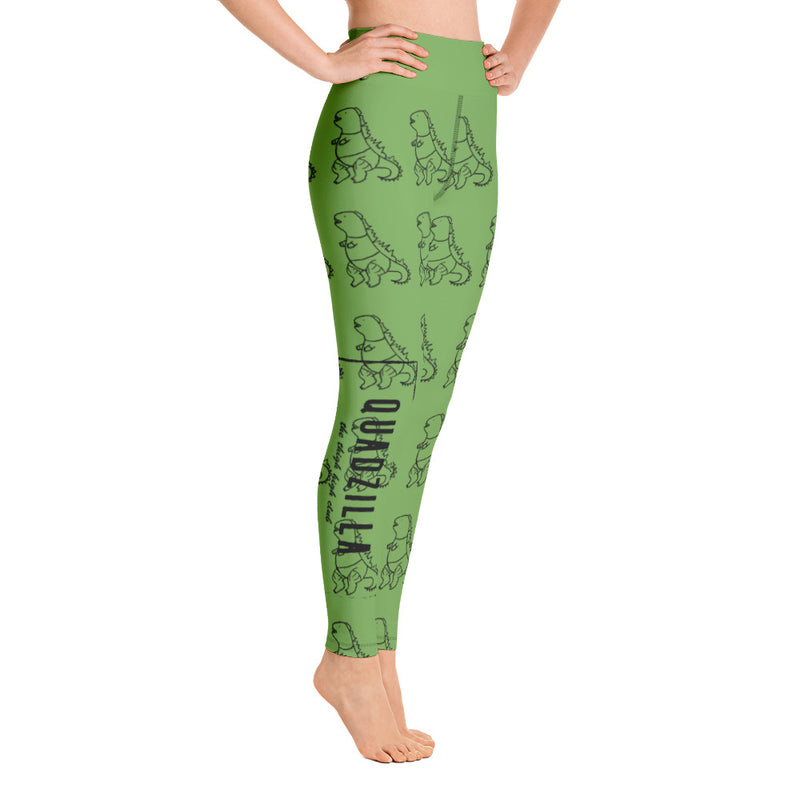 Quadzilla Yoga Leggings