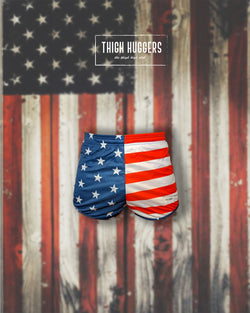Freedom Flag Thigh Huggers 2.0s