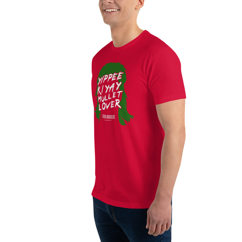 Men's Yippee Ki Yay T-shirt