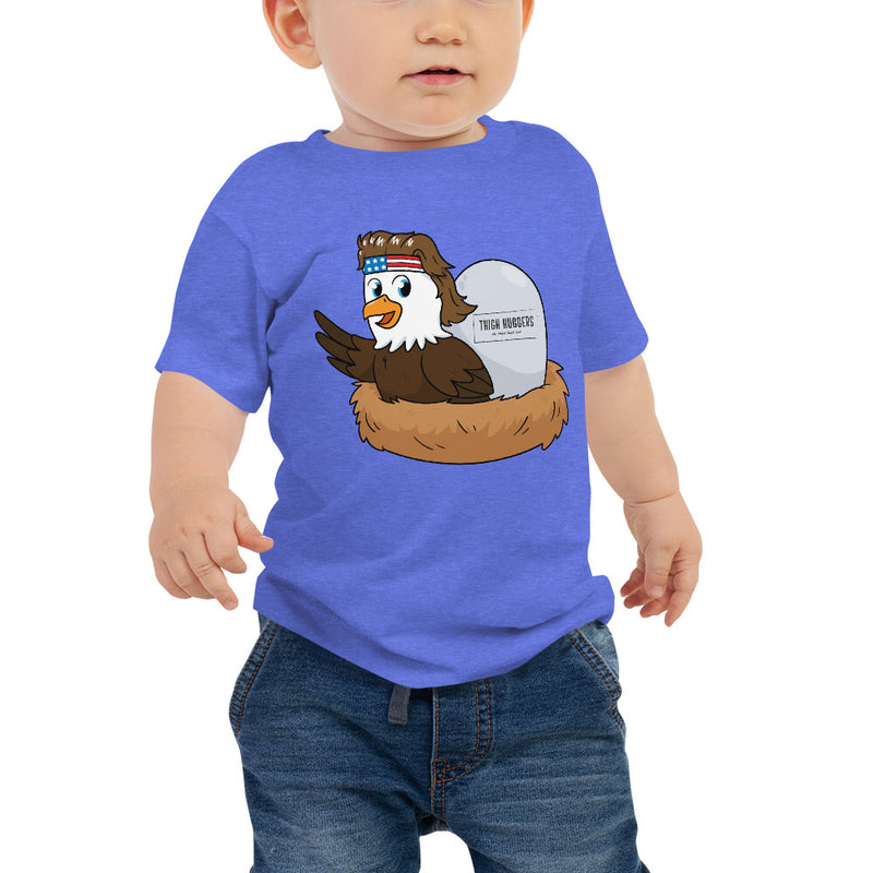 Baby Eagle Baby Jersey Short Sleeve Tee