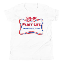 Mullet Youth Short Sleeve T-Shirt