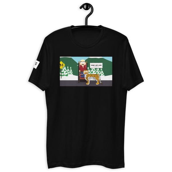 Thigh-ger King Short Sleeve T-shirt