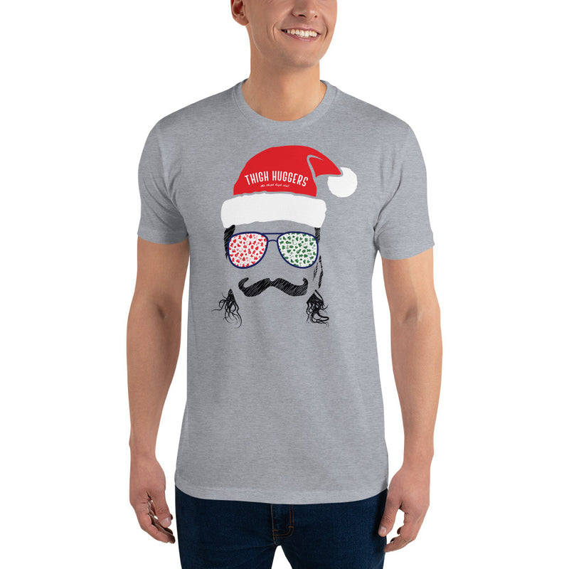 Men's Santa Lance Christmas T-Shirt
