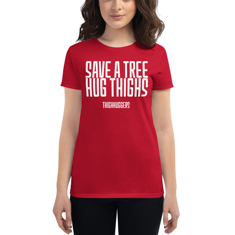 Women's Save A Tree T-shirt
