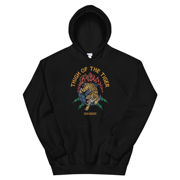 Thigh Of The Tiger Unisex Hoodie