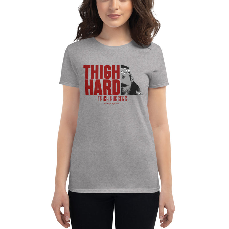 Women's Thigh Hard T-shirt