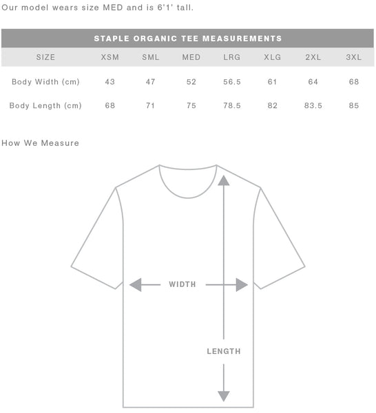 TOP Wasted Vote Organic Cotton Men's T-shirt