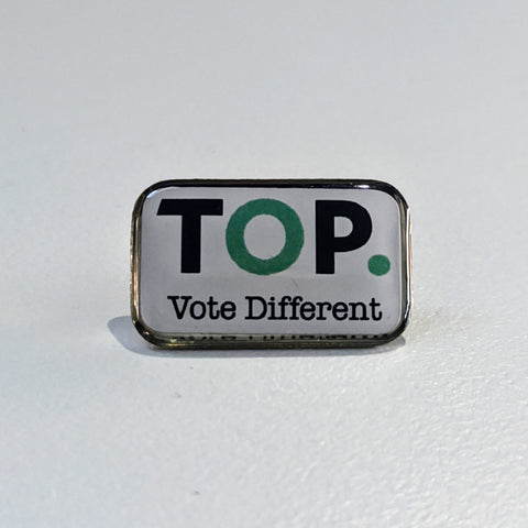 TOP Logo Badge