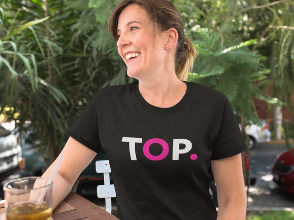 TOP Logo T-shirt