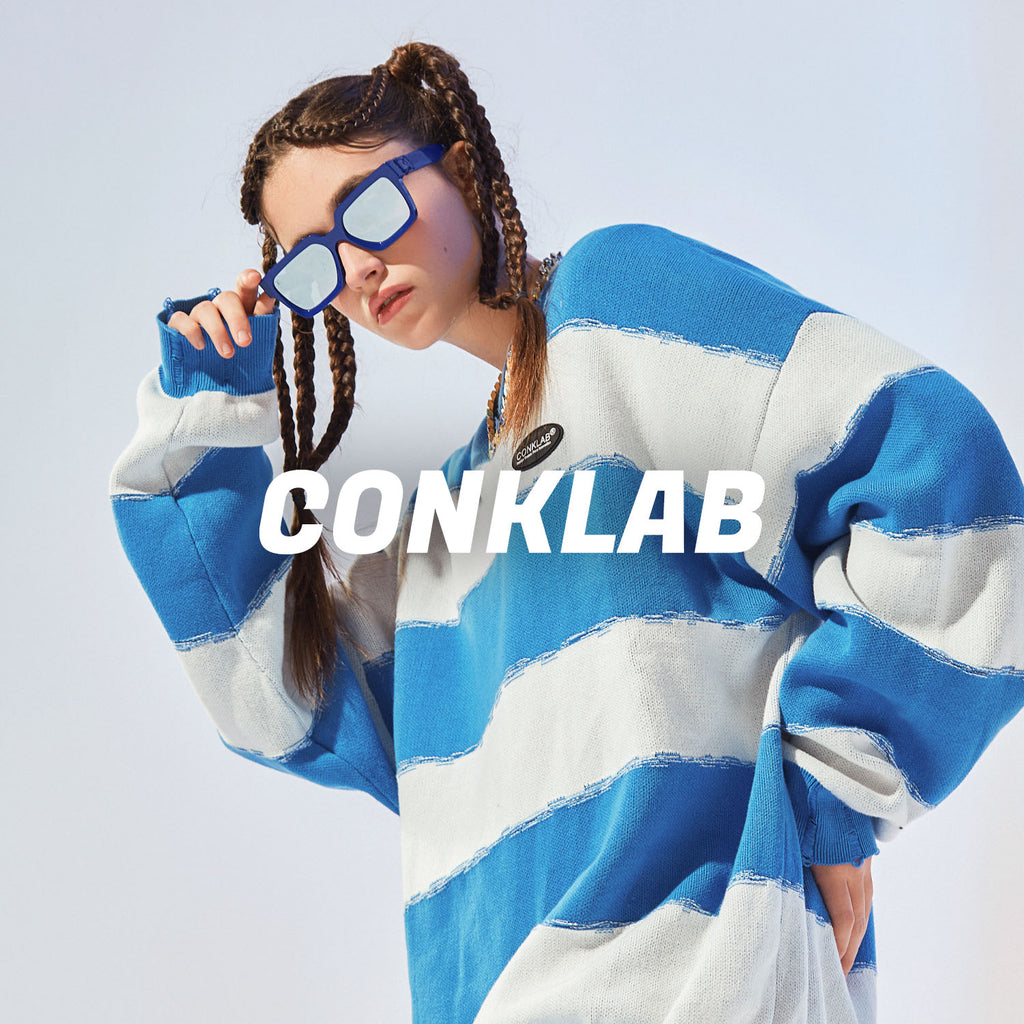 Conklab designer clothing apparel chinese