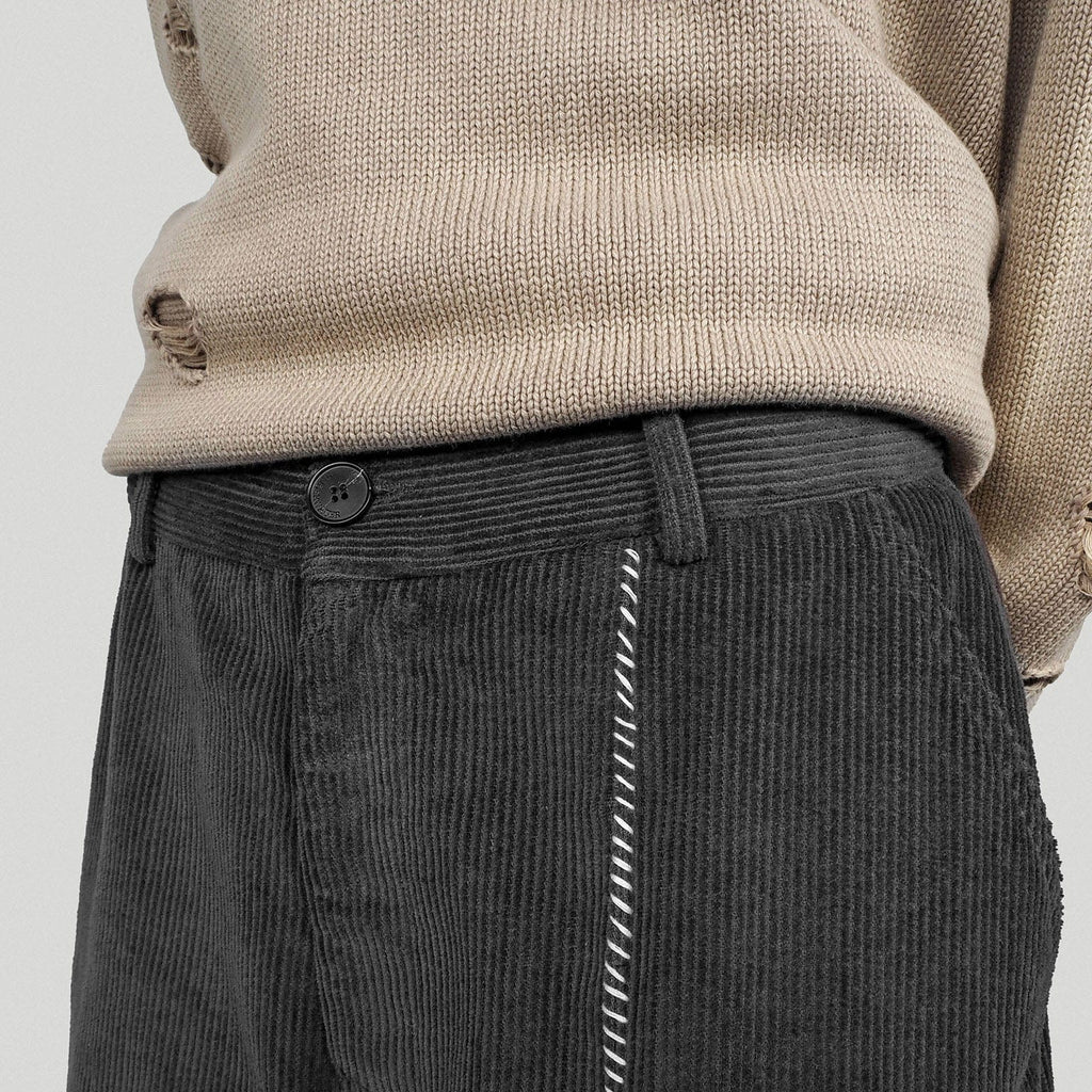 UNDERWATER Stitches Corduroy Pants - PROJECTISR US