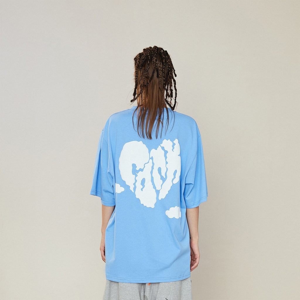 Conklab Cloud LOGO T-shirt - PROJECTISR US