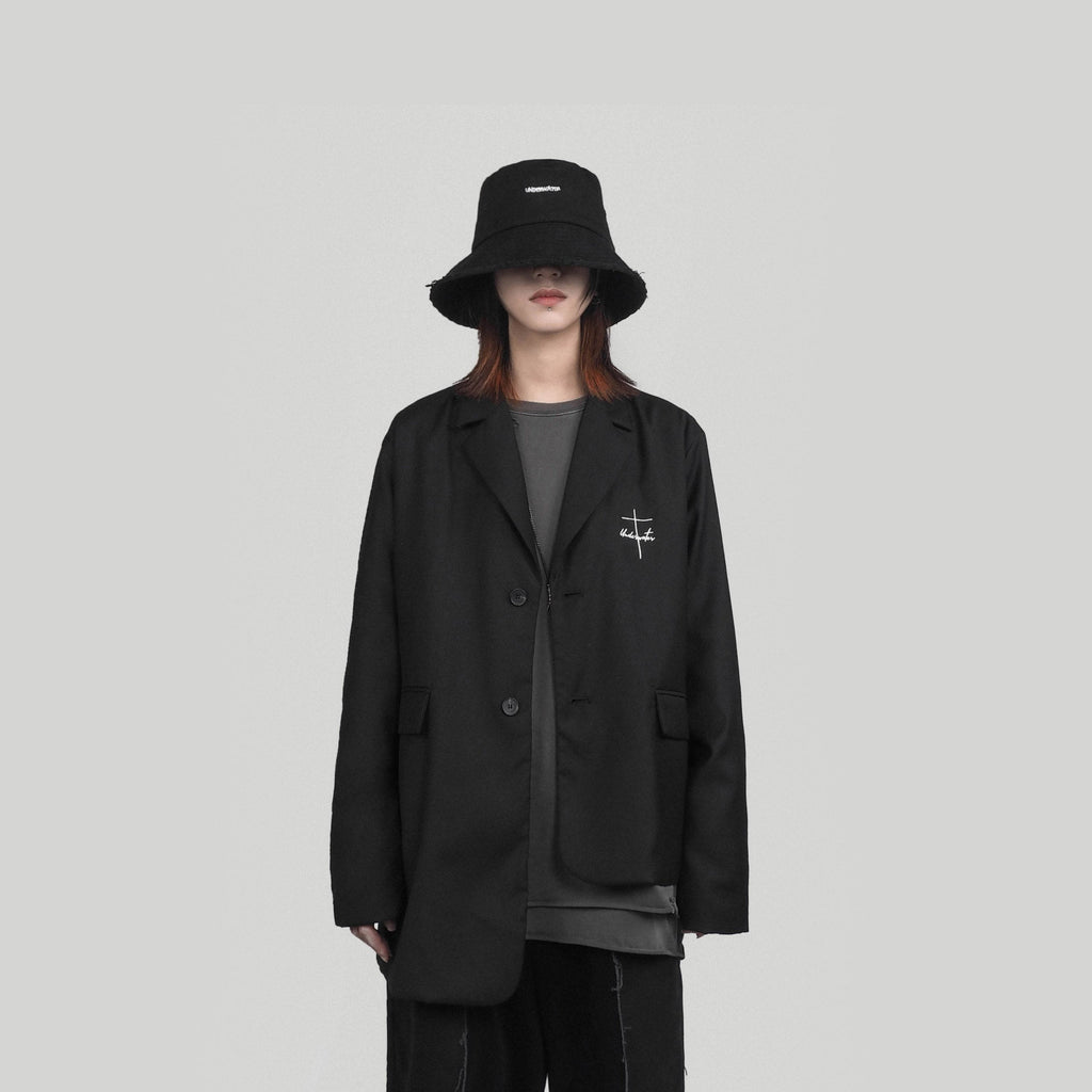 UNDERWATER Asymmetrical Suit Jacket - PROJECTISR US