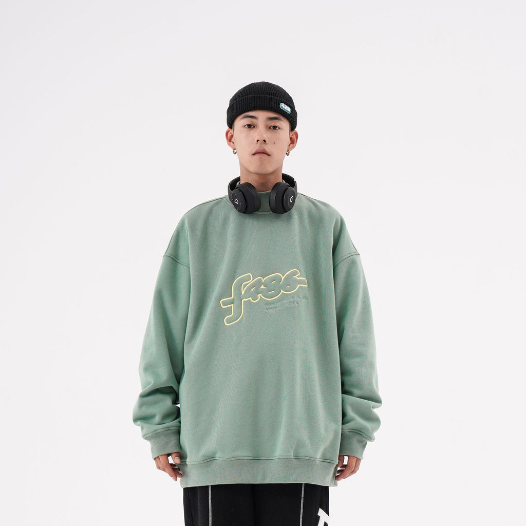 F426 Grass Green Sweatshirt - PROJECTISR US