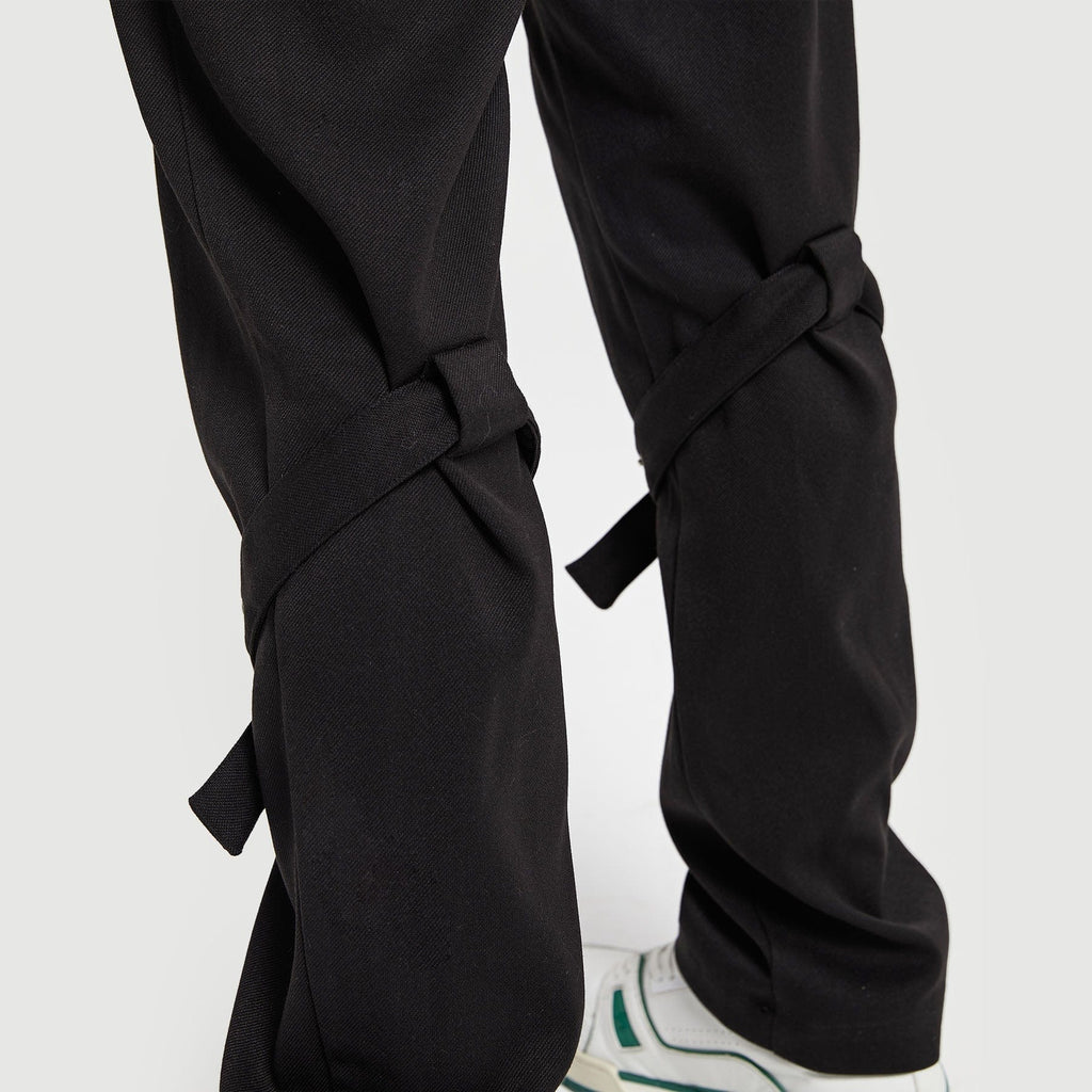 BONELESS Strappy Straight Pants - PROJECTISR US