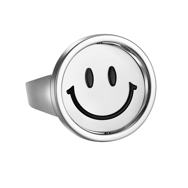 LURS Spinning Emoji Ring, asian fashion designer clothing, PROJECTISR, Accessories, LURS
