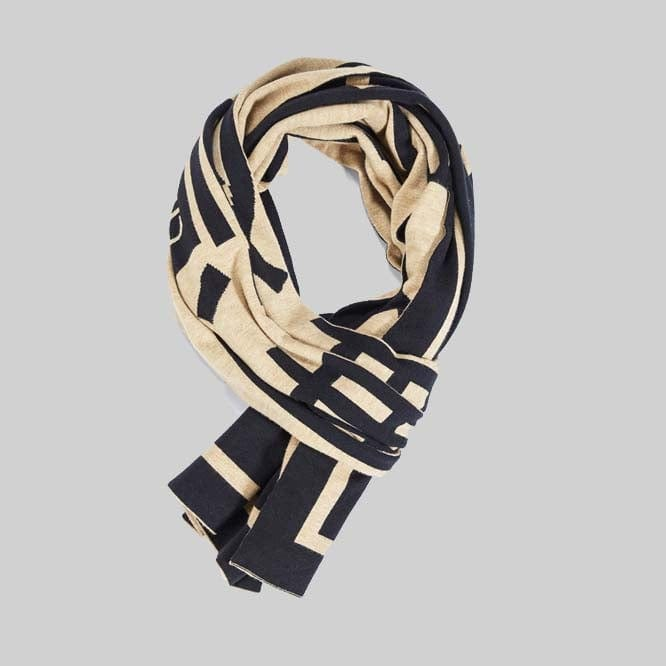 "BUGOU ""Spend Money"" Scarf - PROJECTISR US"