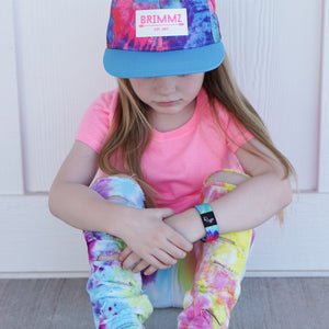 Tie Dye wristband for kids toddlers and adults