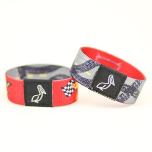 Race Cars Wristband