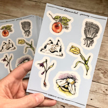 Load image into Gallery viewer, Spring - Vinyl Sticker Sheet