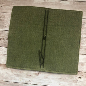 Shade Travelers Notebook (TN)- Cork Cover
