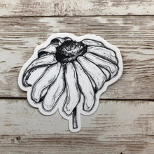 Load image into Gallery viewer, Coneflower - Vinyl Sticker