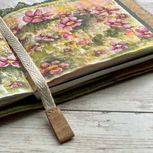 Bookmark - for Cork Covers ONLY