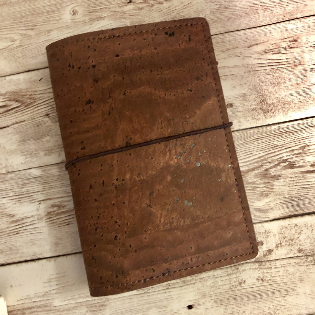 Branch Travelers Notebook (TN) - Cork Cover