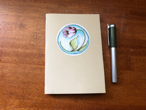 Yellow Tulip - Vinyl Sticker