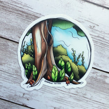 Load image into Gallery viewer, Enchanted Forest - Vinyl Sticker