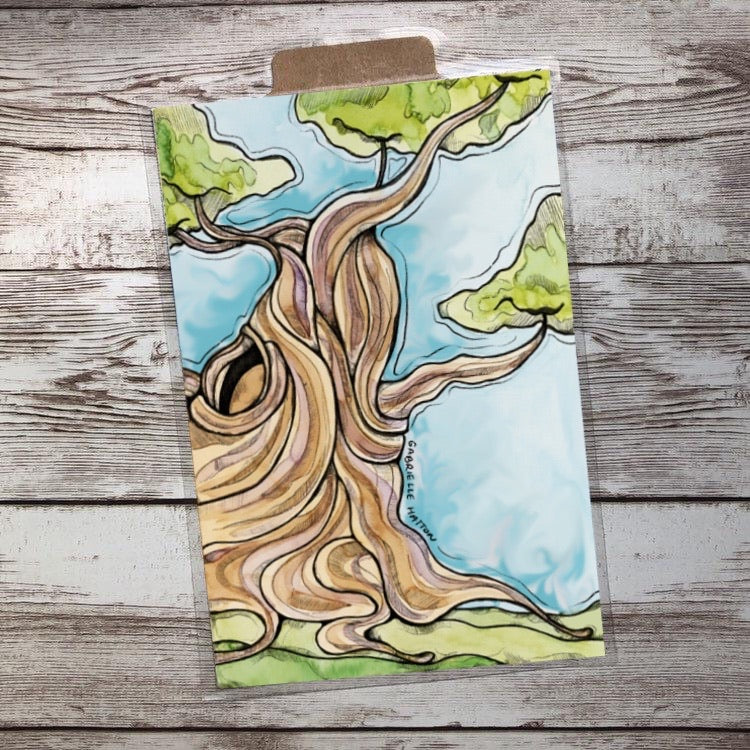 Tree - Pencil Board