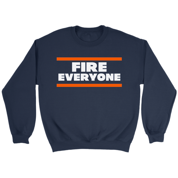 Fire Everyone Chicago Football