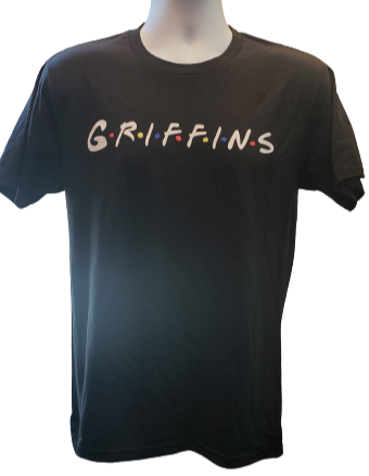 MENS FRIENDS TEE