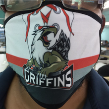 Load image into Gallery viewer, Mask - Griffins Jersey