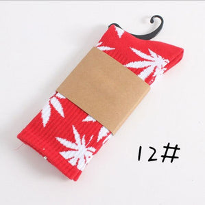 Cotton Weed socks