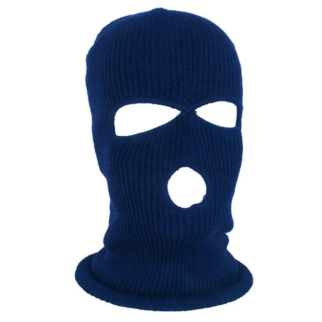 Official Trap mask (Navy Blue)