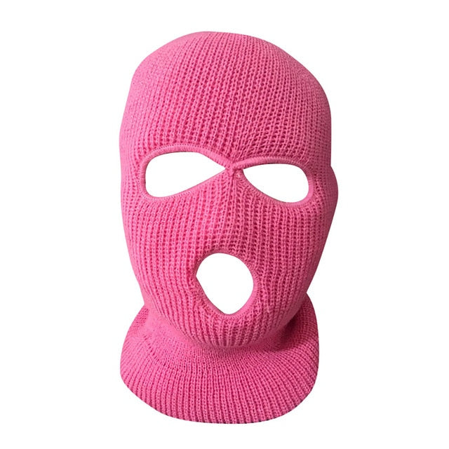 Official Trap Mask (Pink)