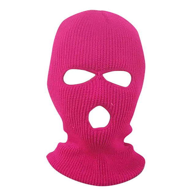 Official Trap Mask (Rose Red)