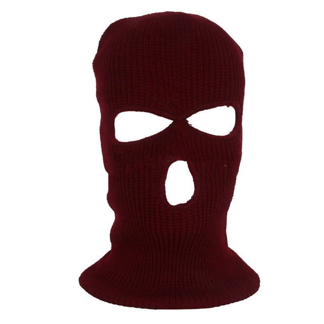 Official Trap Mask (Wine Red)