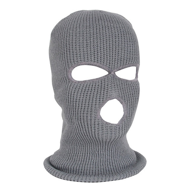 Official Trap Mask (Grey)