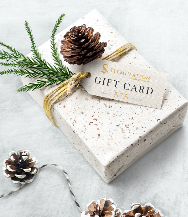The Gift of Perfect Skin - Stemulation Gift Card