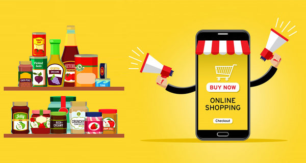 Benefits of Online Grocery Shopping over Traditional ..