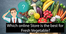Best Online store for Vegetable
