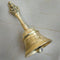 Brass Pooja Bell Small pic-1