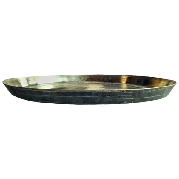 Kansa-Bronze Utensils Thali 13inch from Balakati