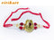 Designer Rakhi Golden Colour