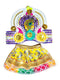 Jagannath Balabhadra Subhadra puja Mukta dress 1 Feet pic-2