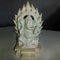 Agni Ganesh Pink Stone Work Showpiece