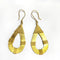 Tribal Jewelry - Traditional Golden Earrings Set